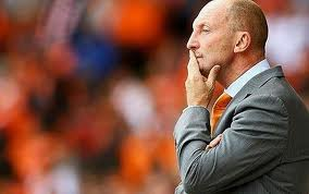Ian Holloway's Biggest Task