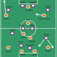 The lost fluency – Blackpool v West Ham